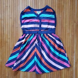 Girls 2T Old Navy Stripe Dress